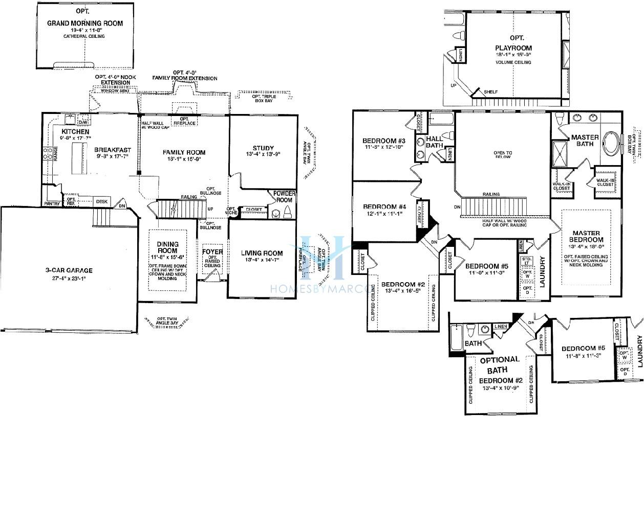 orleans homes bainbridge floor plan