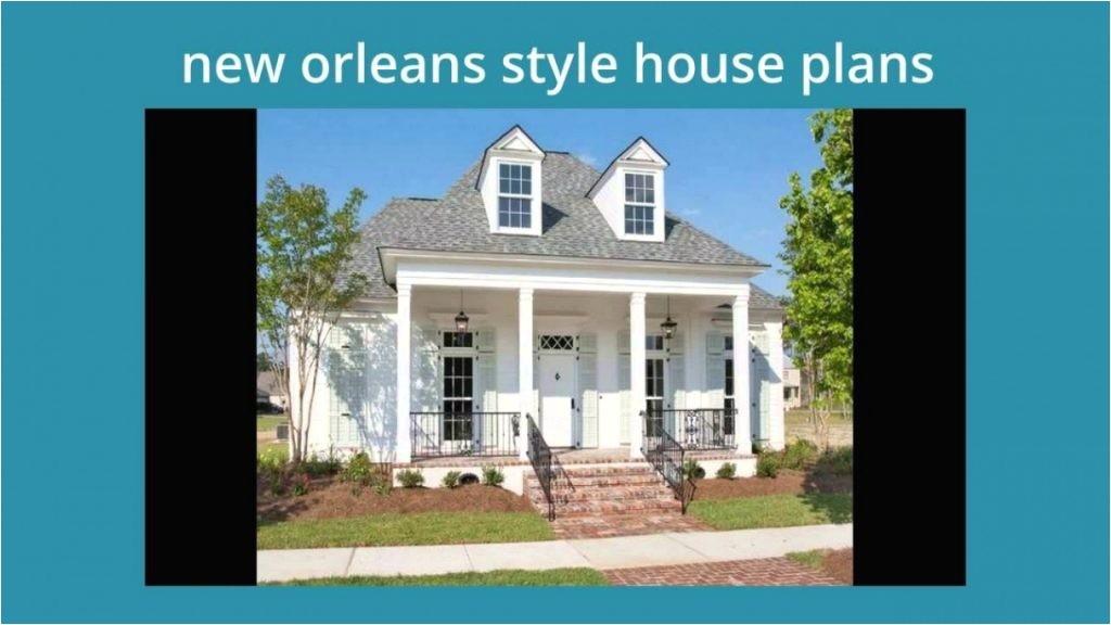 Orleans Home Builders Floor Plans Raised House Plans New orleans Arts with New orleans