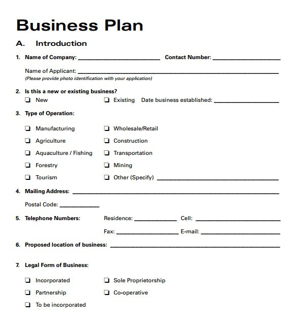 business plan template in nigeria simple proposal template business proposal templates examples my templates