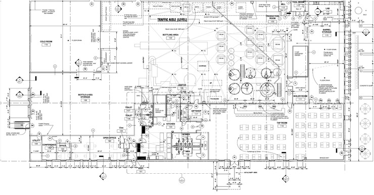 rivertown brewing company receives official ttb approval for monroe 4680