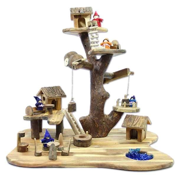 toy tree house