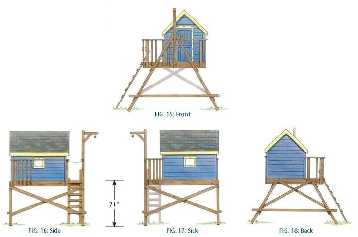 Plan toys Tree House 11 Best Images About Kids Clubhouse On Pinterest toys
