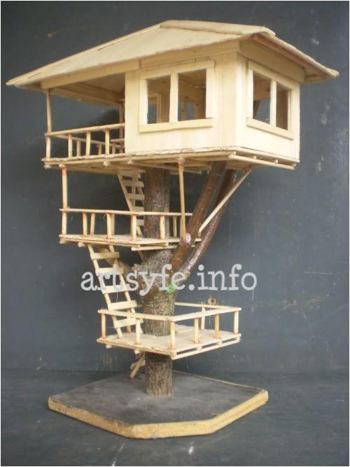 Plan toys Tree House Miniature Tree Houses Ideas to Mesmerize You Bored Art