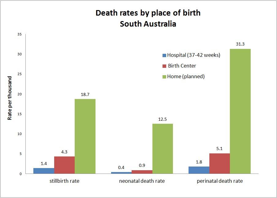 homebirth 2011 statistics and