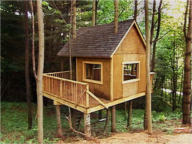 awesome treehouse plans and designs