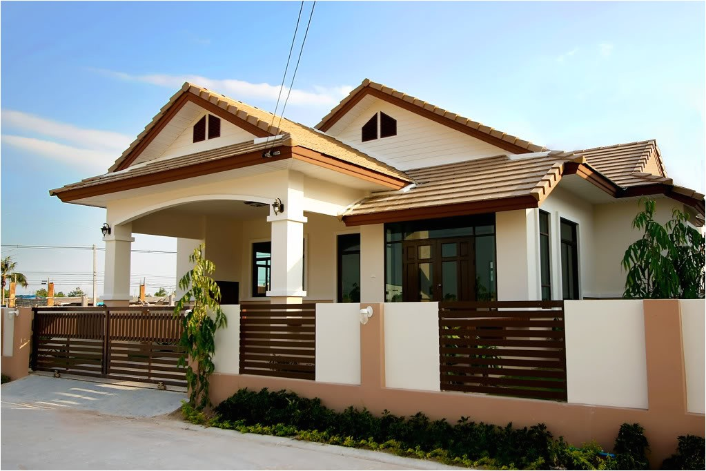 beautiful bungalow house home plans and