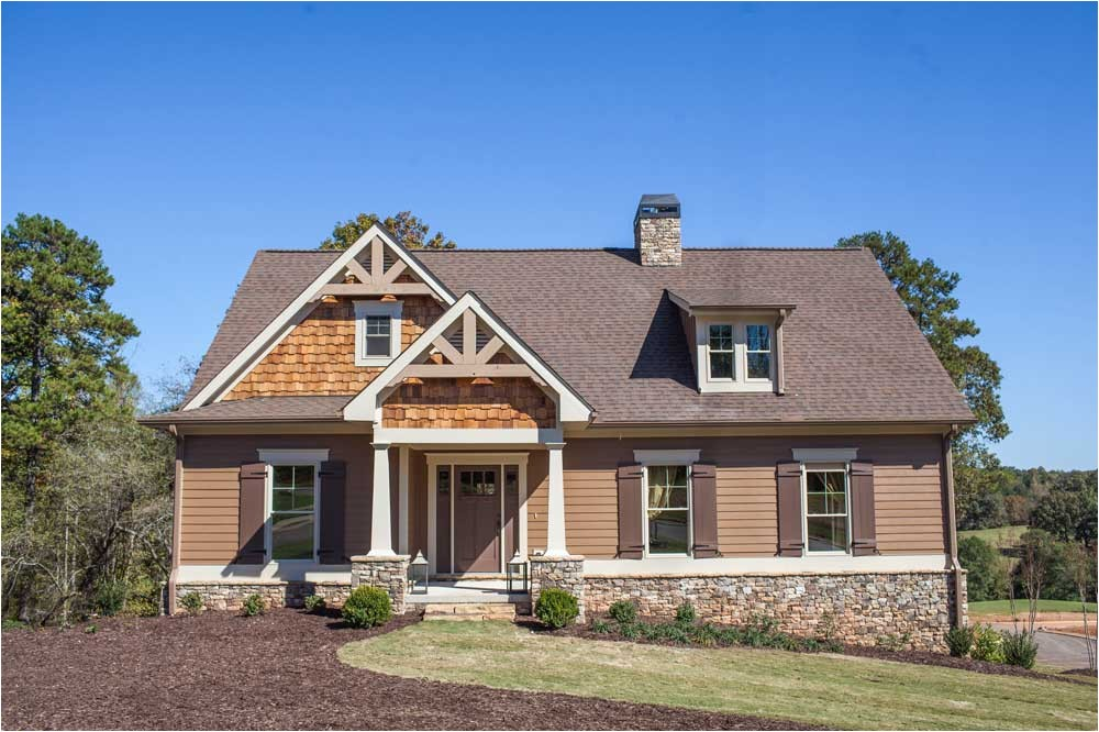 elegant country style house plans with photos