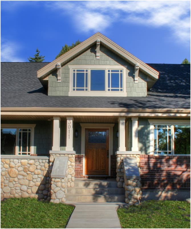 craftsman style house plans cost to build