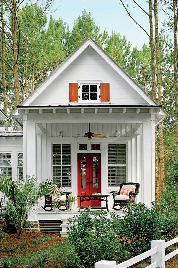 cottage house plans from southern living