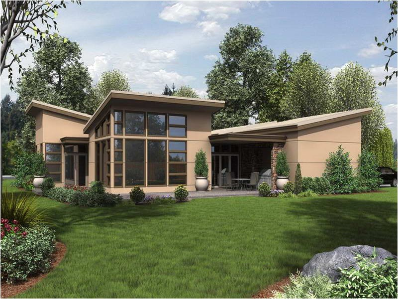 prairie style house plans the garden
