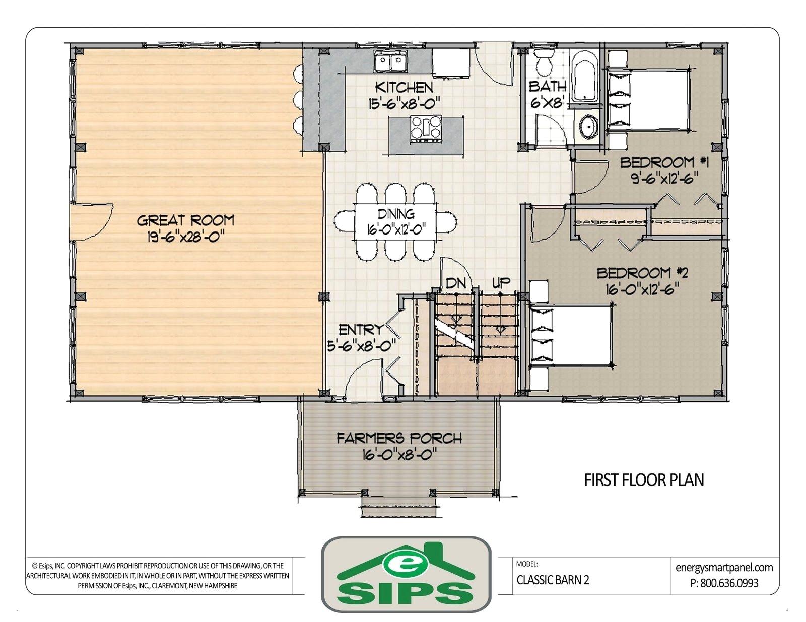 prepper home design