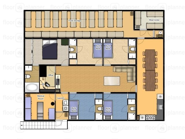 prepper house design