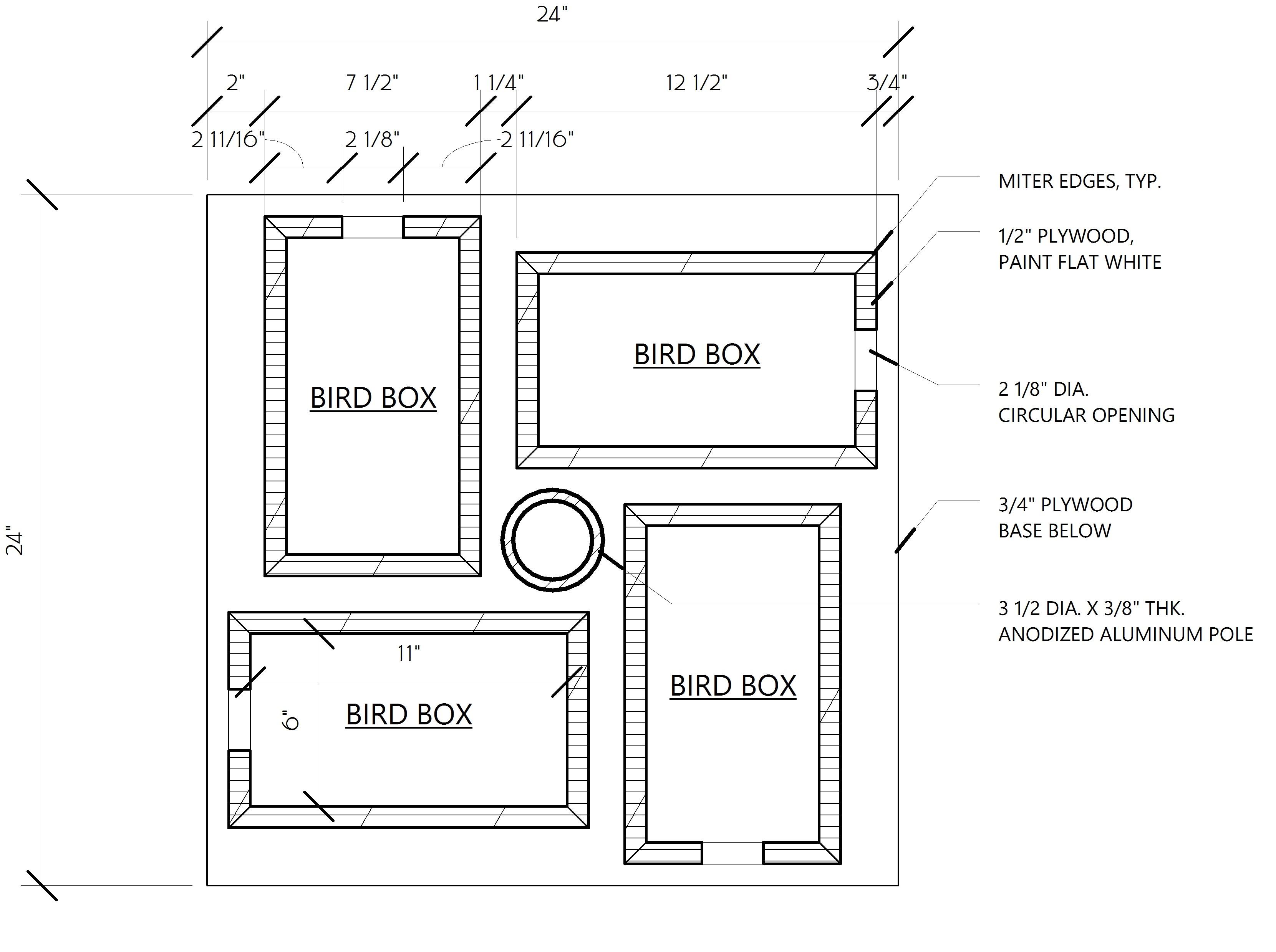 birdhouse plans purple martin