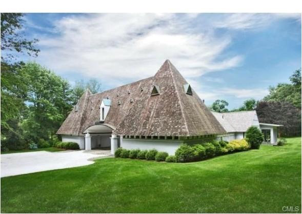 pyramid house plan