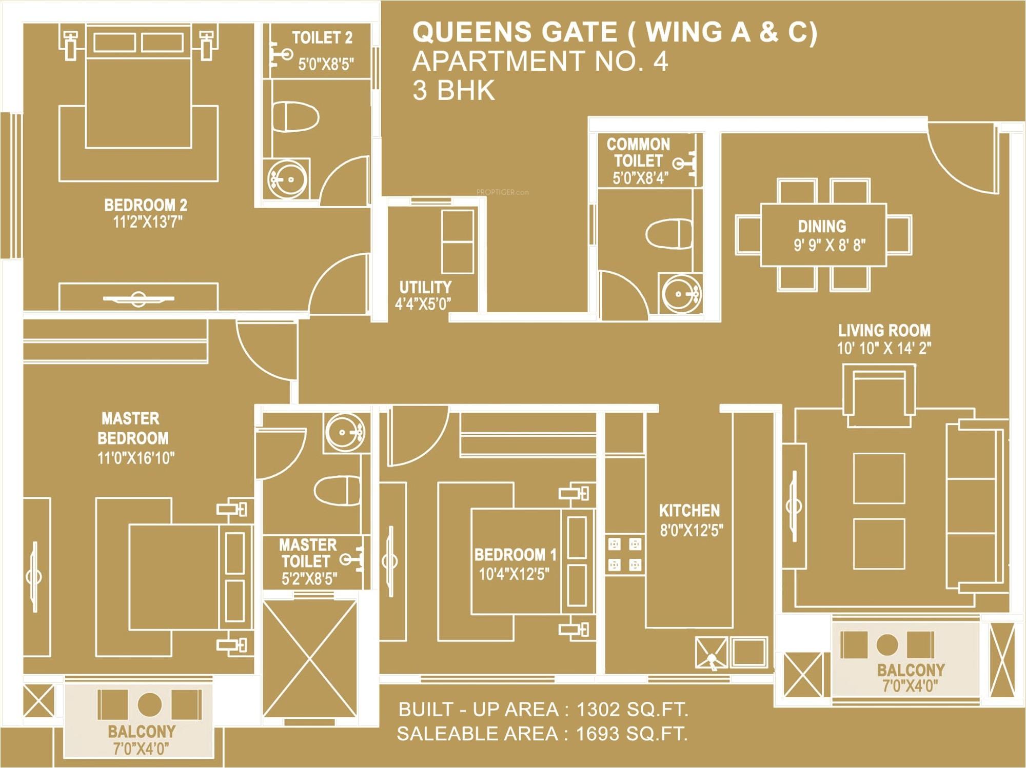 house of hiranandani queensgate 646226