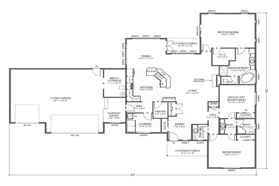 house floor plans mn rambler house plans basements