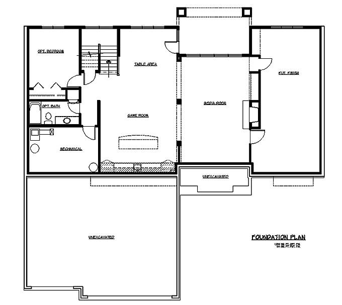 plans rambler 203131