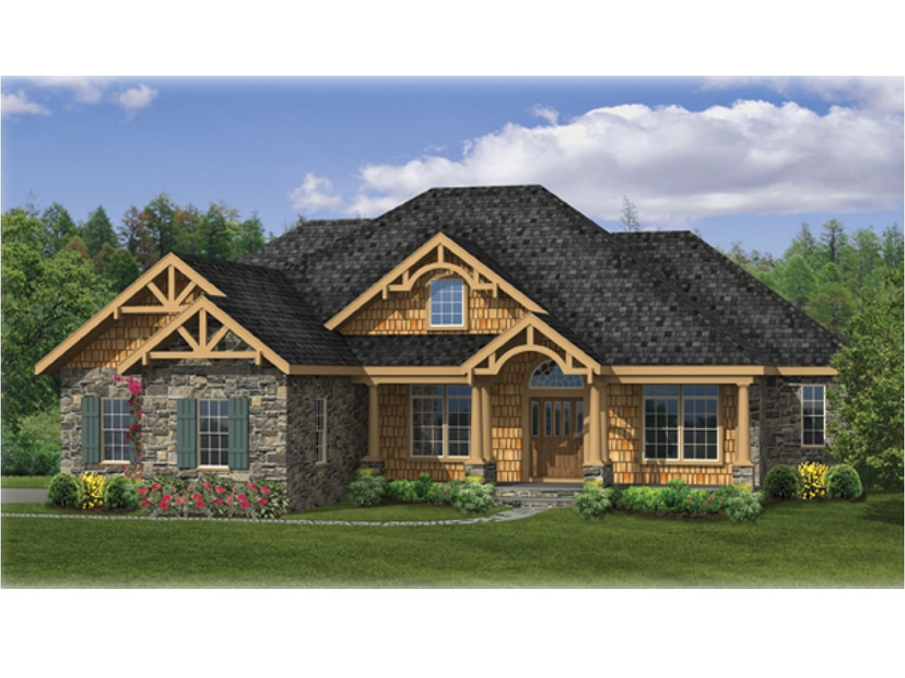 Ranch Craftsman Home Plans Craftsman Ranch House Plans Best Craftsman House Plans 5