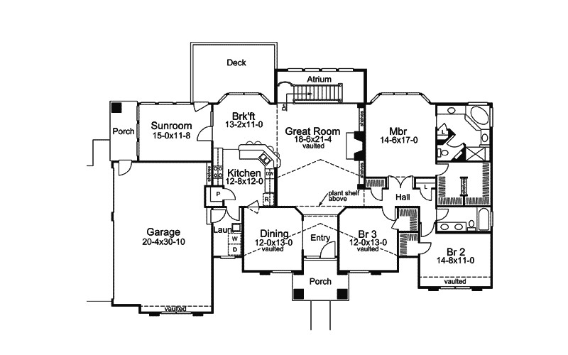 house plans with all bedrooms together