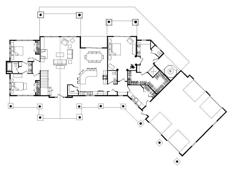 Ranch House Plans with Jack and Jill Bathroom Amazing Ranch House Plans with Jack and Jill Bathroom