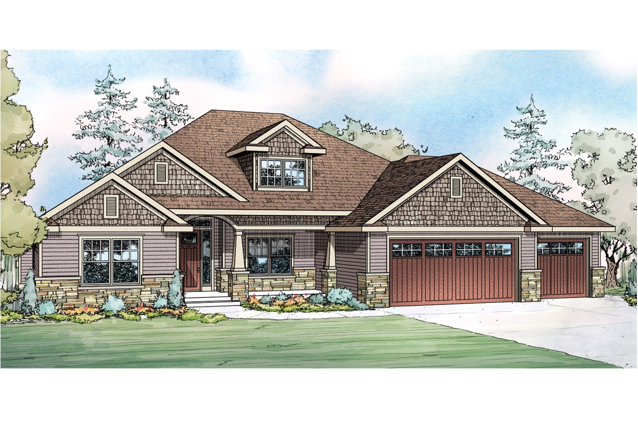 Rancher Home Plans Ranch House Plans Jamestown 30 827 associated Designs