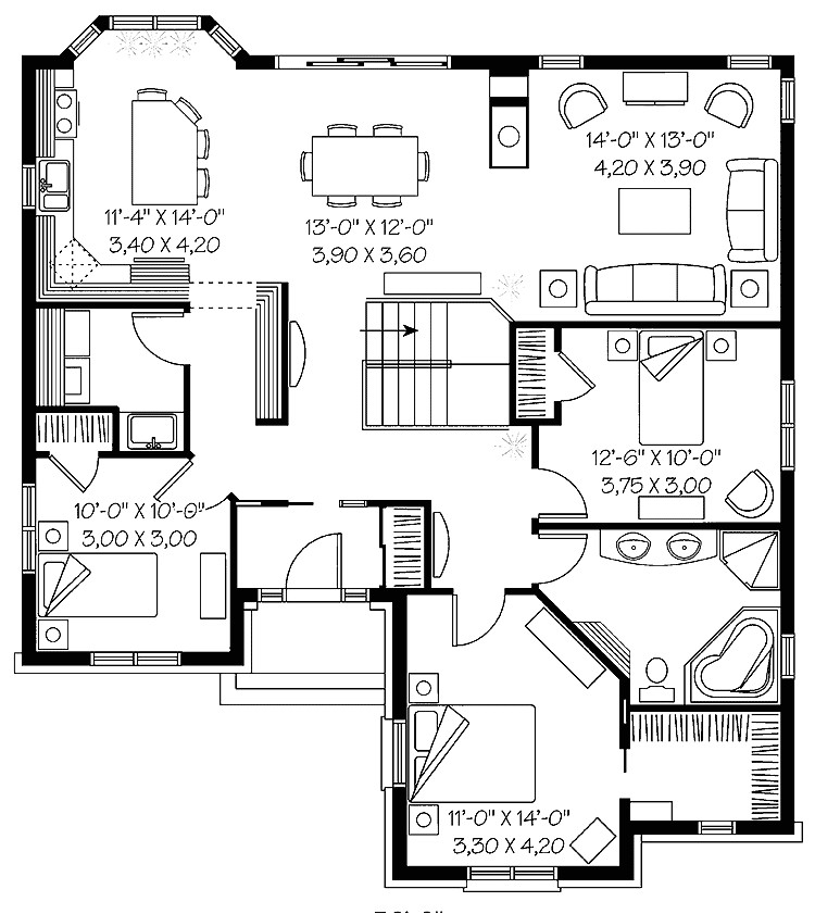 Residential Home Plans Cad Dwg Drawings Drawing House Plans With Cad