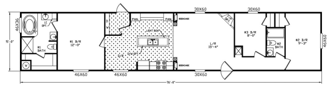 centreville floorplans