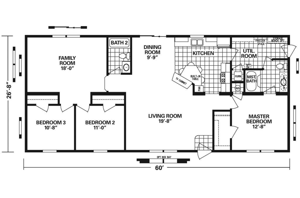 Schult Mobile Homes Floor Plan Schult Homes Floor Plans Lovely 18 Schultz Floor Plans