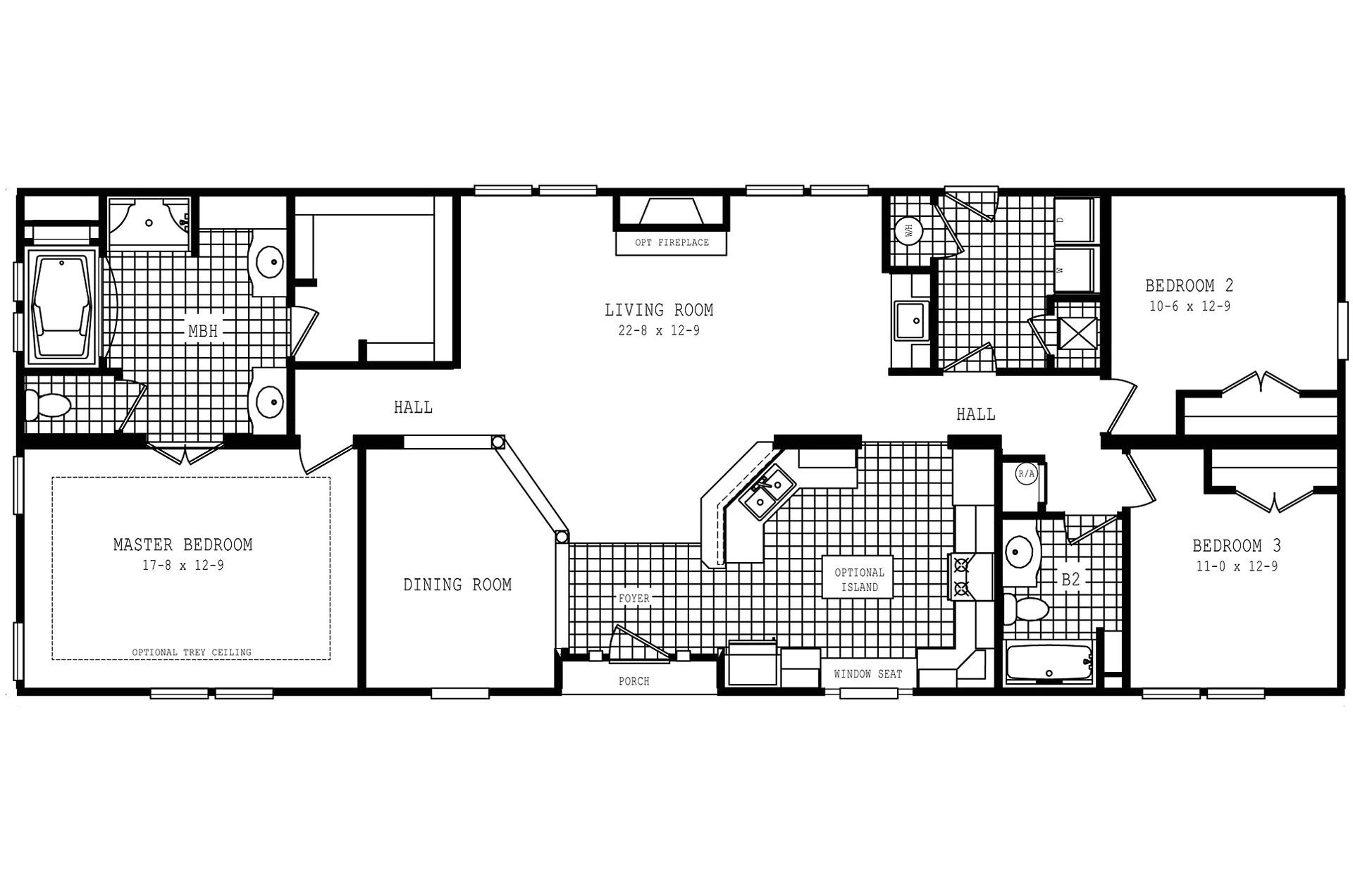 schult mobile homes floor plans manufactured 5