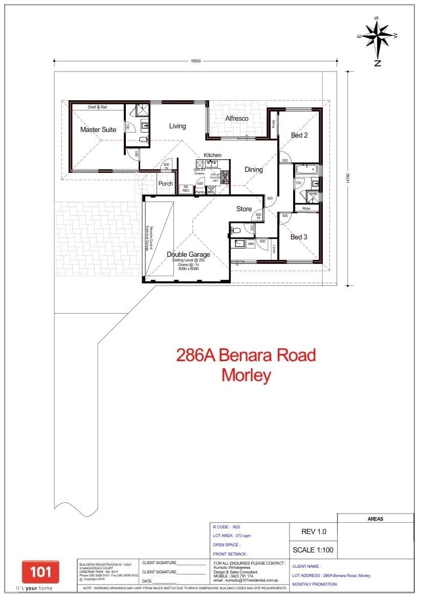 scott park homes floor plans