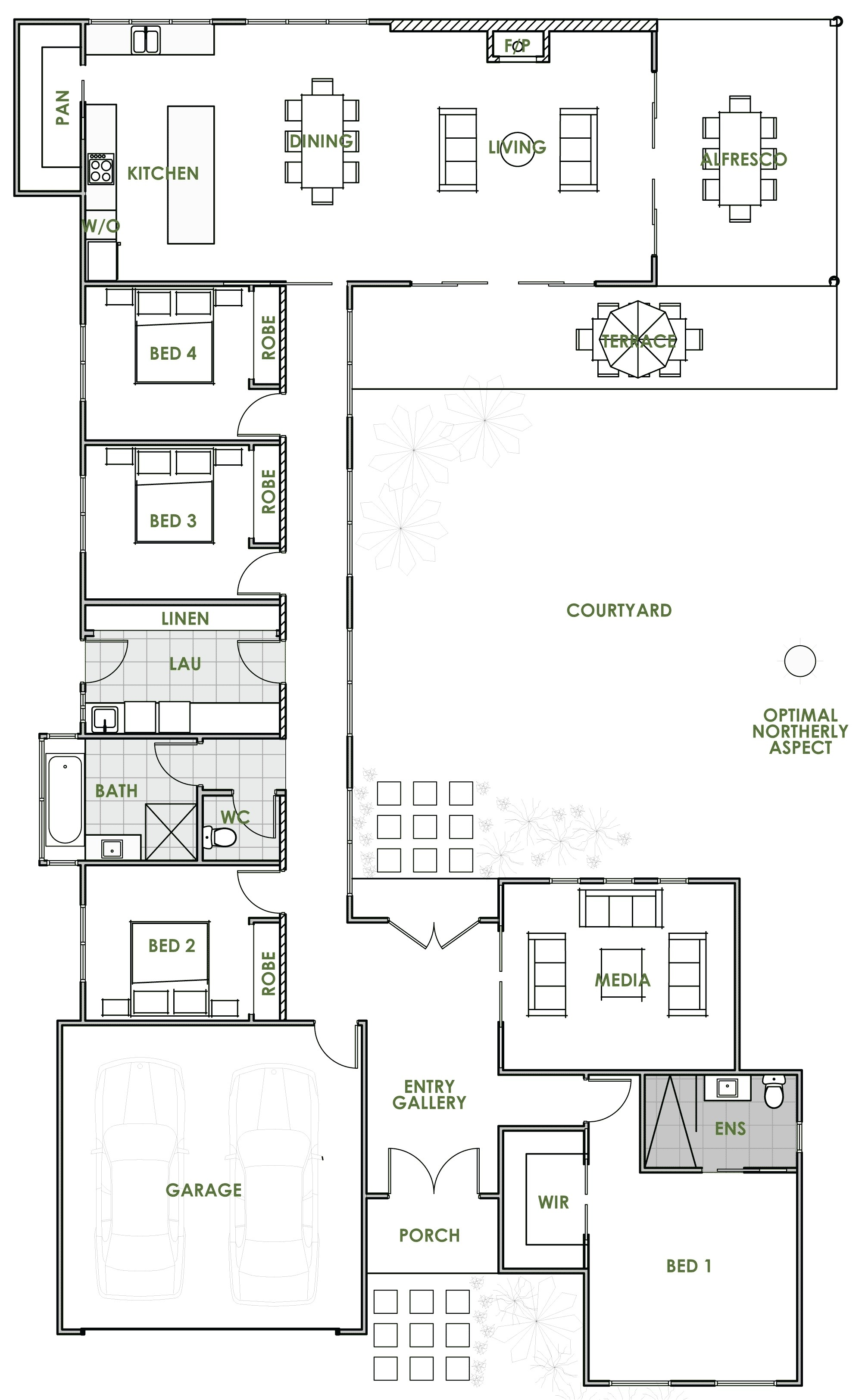 scott park homes floor plans