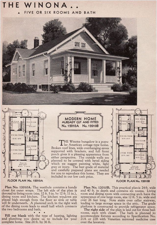 sears kit homes