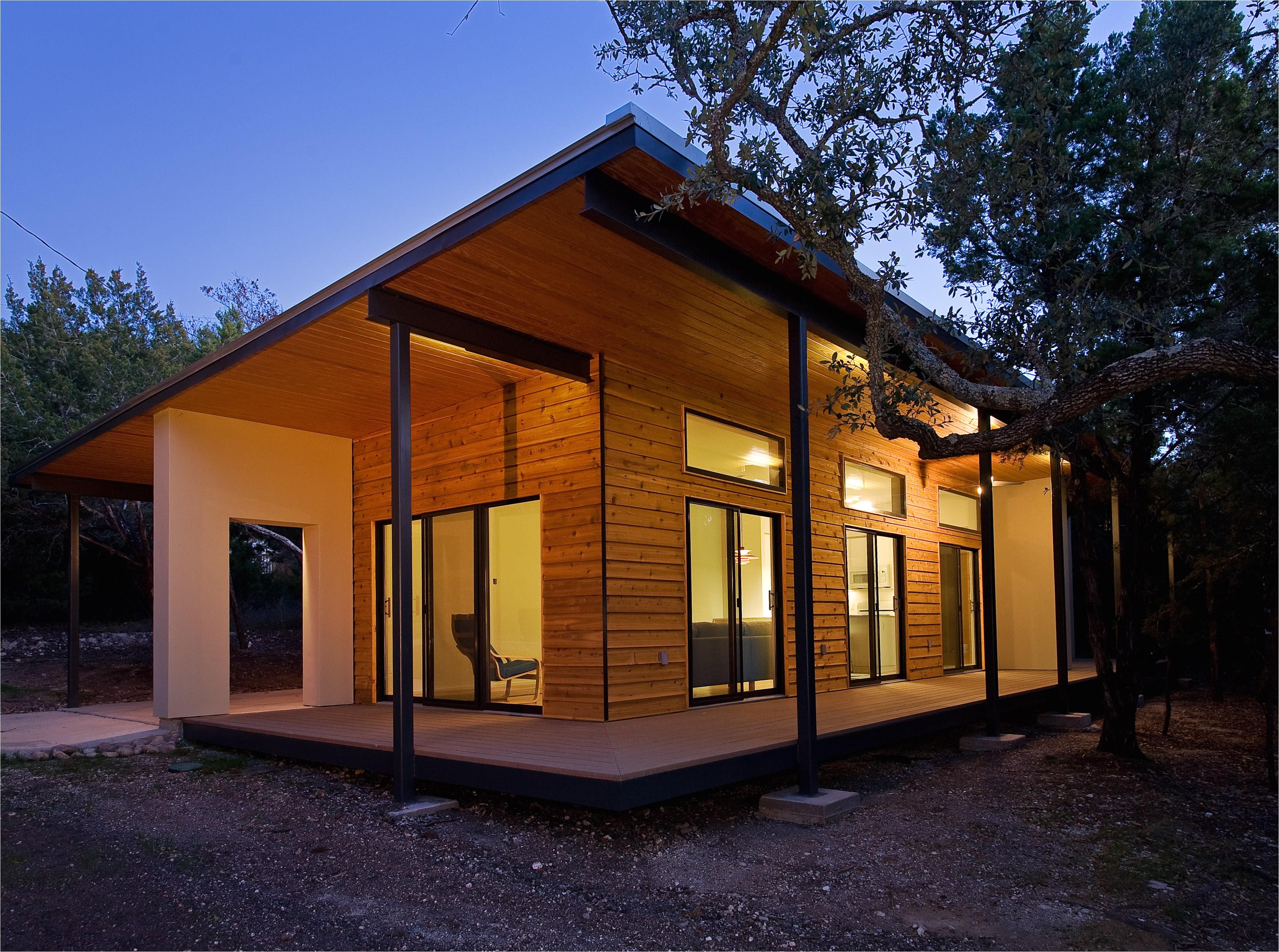 modern shed roof house plan dashing