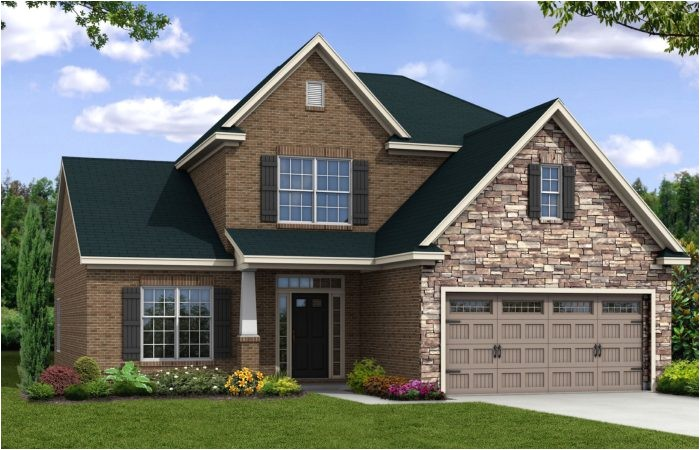 Shugart Homes Floor Plans Davidson Ii 3 Bed 2 5 Bath Floor Plan Shugart Homes