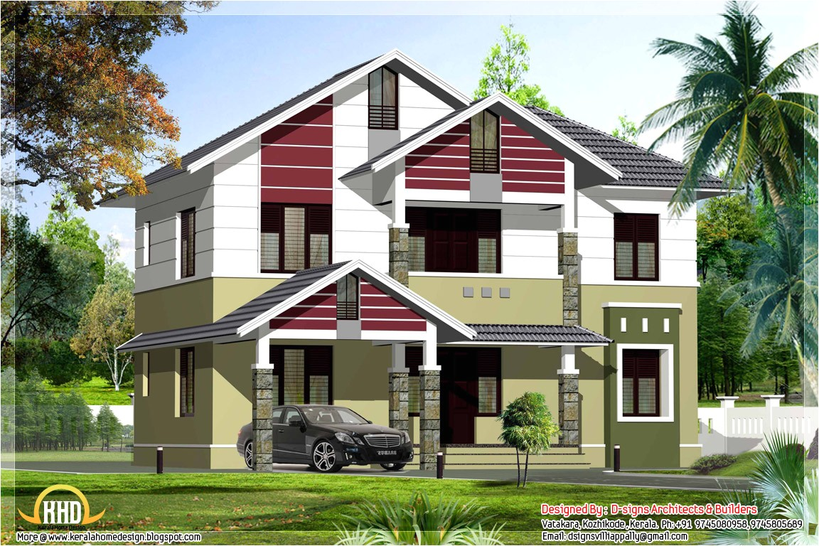 2200 sq ft simple stylish house