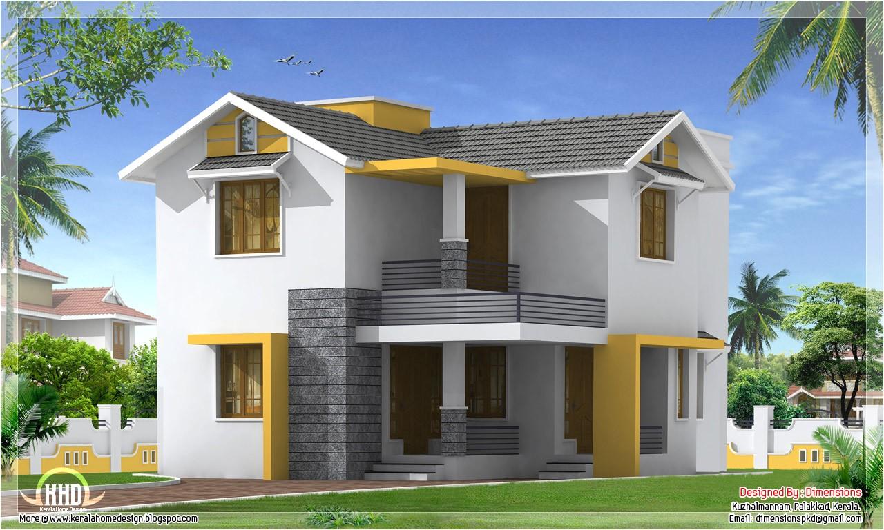 feet simple budget home design kerala floor plans 6