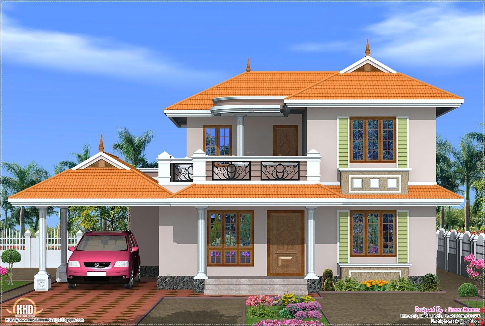 simple house plans kerala model 2