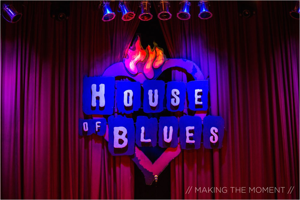 house of blues cleveland floor plan