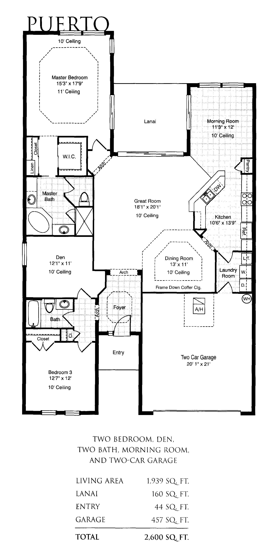 delasol floor plans