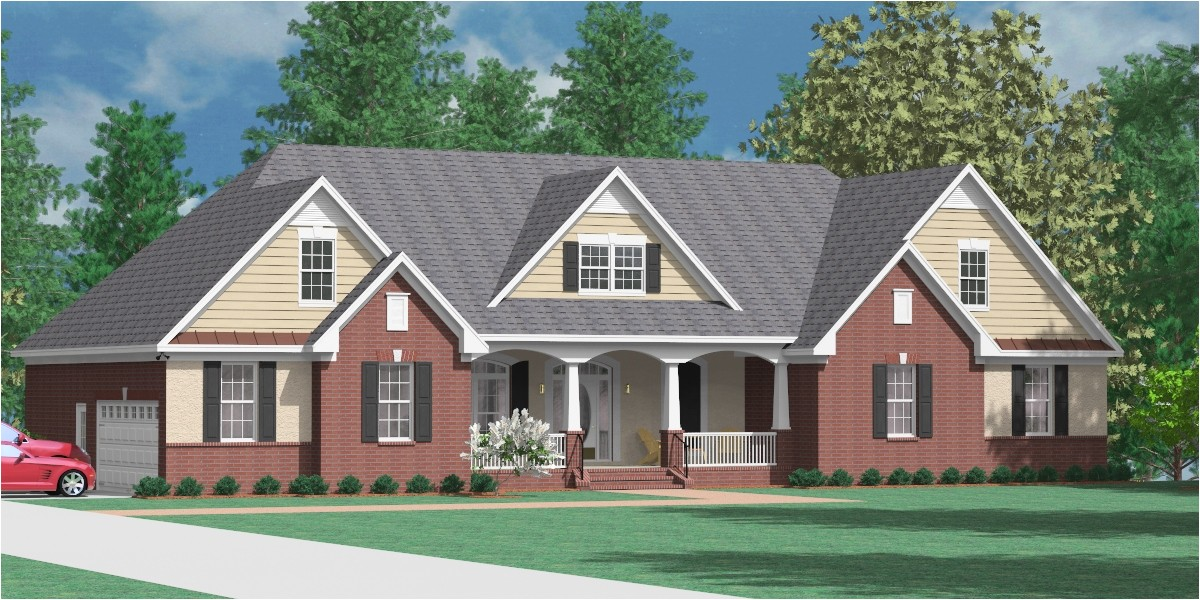 house plan 3420 a the clayton a