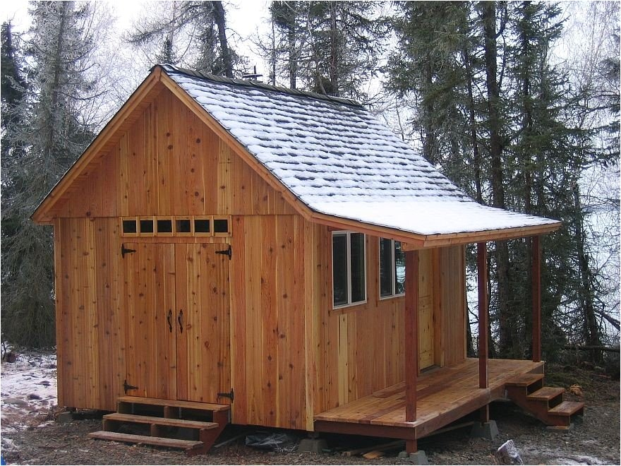 how to build barn style shed roof