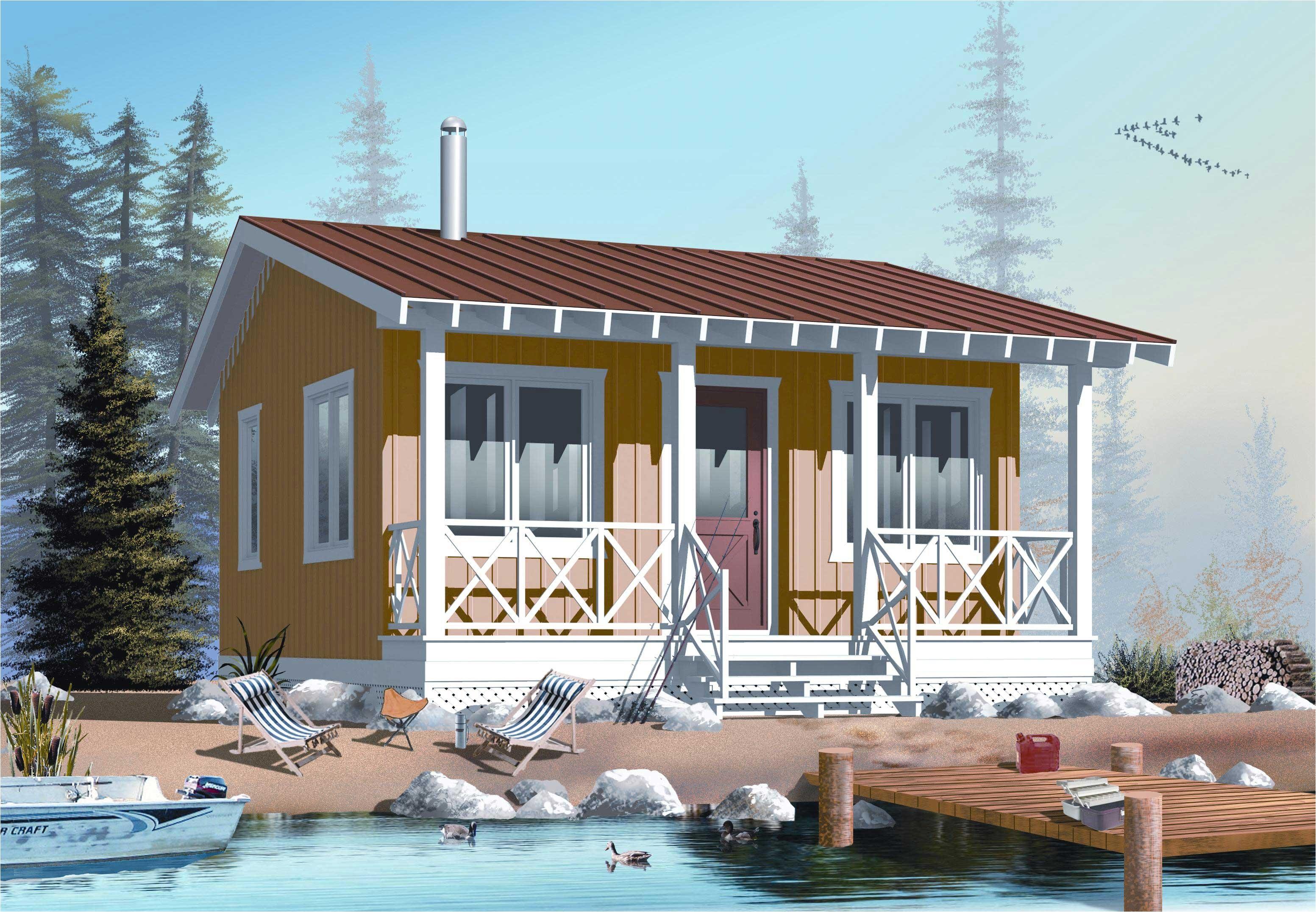 home plan 23590