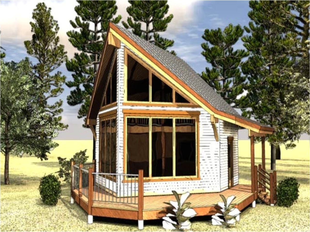 cabin house plans with loft