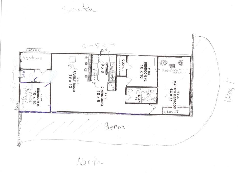 small passive solar house designs
