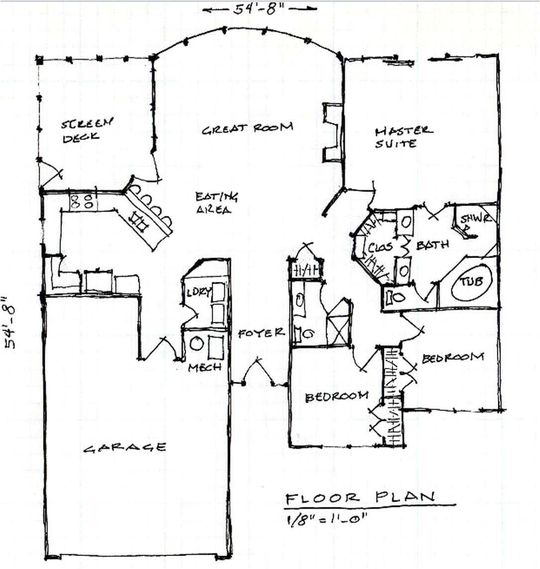 inspiring patio house plans 7 patio home floor plan