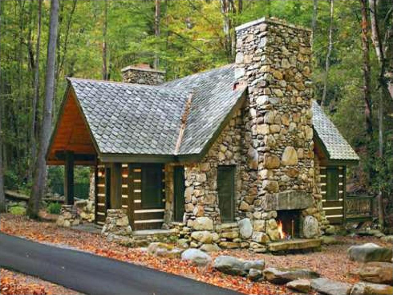 stone house plans