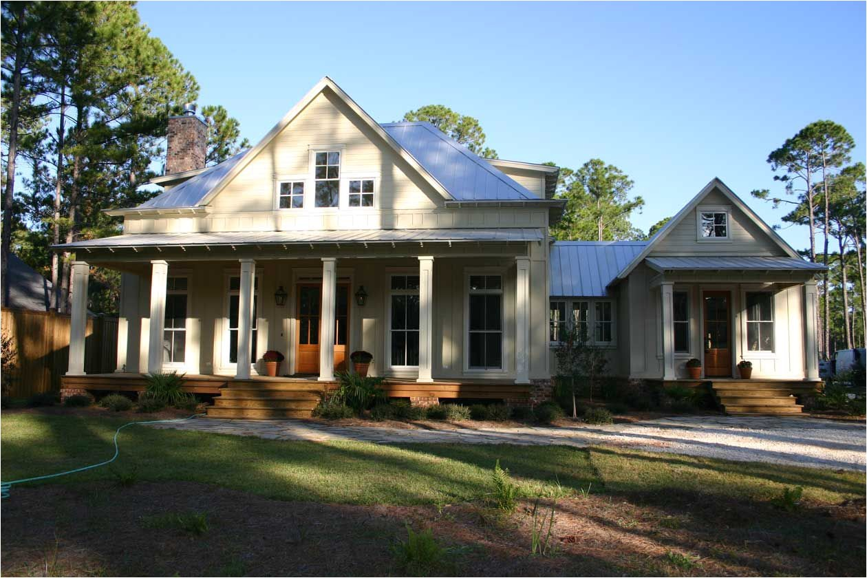 southern living house plans cottage of the year
