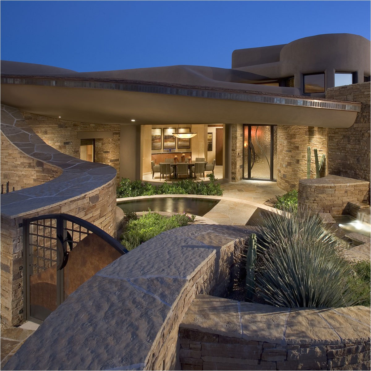 southwestern home design