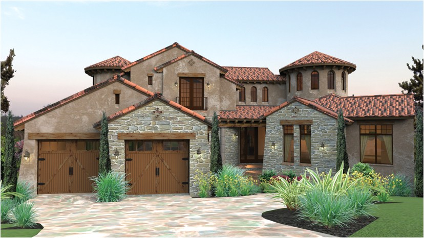 southwestern home plans