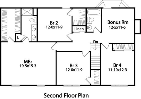 space efficient house floor plans